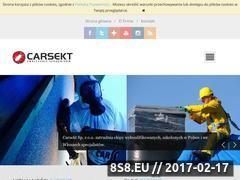 Miniaturka Zwalczanie szkodników (www.carsekt.pl)