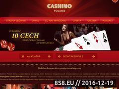 Miniaturka domeny www.cashino-poland.pl