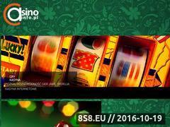 Miniaturka Portal informacyjny (www.casinoinfo.pl)