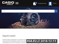 Miniaturka domeny www.casiomarket.pl