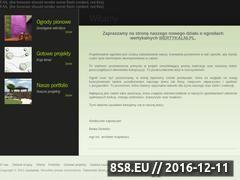 Miniaturka domeny www.castaneaogrody.pl