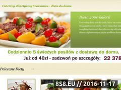 Miniaturka domeny catering-dietetyczny-warszawa.pl