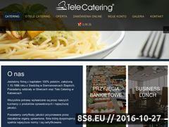 Miniaturka Usługi cateringowe na terenie śląska oraz Katowic (catering.katowice.pl)