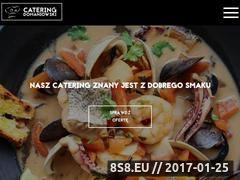 Miniaturka domeny cateringdomaniowski.pl