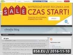 Miniaturka domeny cbradia.blog.pl