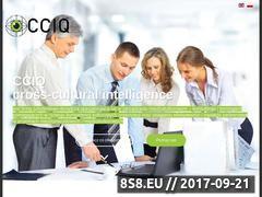Miniaturka domeny www.cciq.pl