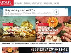Miniaturka domeny www.cdsi.pl