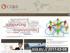 Miniaturka domeny www.ceib.com.pl
