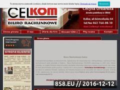 Miniaturka domeny celkom.pl