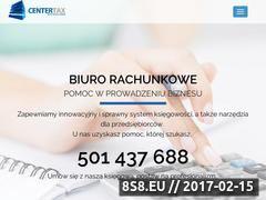 Miniaturka domeny centertax.pl