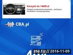 Miniaturka domeny centralpc.cba.pl