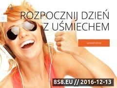 Miniaturka domeny centrum-ortodontyczne.pl