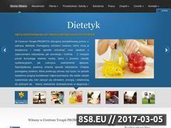 Miniaturka domeny www.centrum-terapii.pl