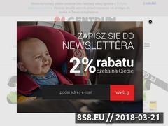 Miniaturka domeny centrumfotelikow.pl
