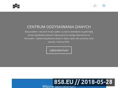 Miniaturka domeny centrumodzyskiwaniadanych.pl