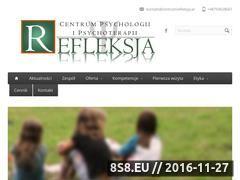 Miniaturka domeny centrumrefleksja.pl