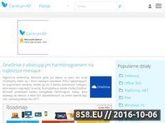 Miniaturka domeny www.centrumxp.pl