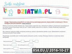 Miniaturka domeny www.centyle.dziatwa.pl