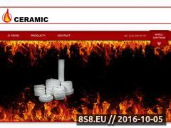 Miniaturka domeny ceramic.com.pl