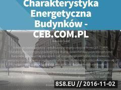 Miniaturka domeny www.certyfikaty-energetyczne24.pl