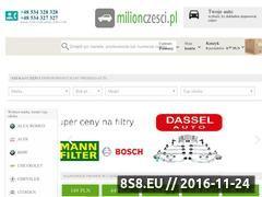 Miniaturka domeny www.cezakauto.pl