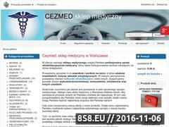 Miniaturka domeny cezmed.com.pl