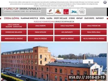 Zrzut strony Biura Łódź