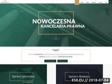 Zrzut strony Adwokat Katowice