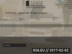 Miniaturka domeny www.chata-id.pl