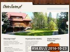 Miniaturka domeny chata-zacisze.pl