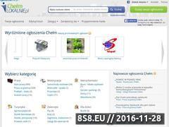 Miniaturka domeny chelmlokalnie.pl