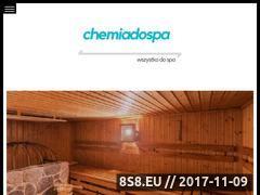Miniaturka chemiadospa.pl (Chemia do jacuzzi)