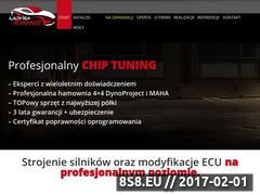 Miniaturka Chip tuning (chiptuningpro.pl)