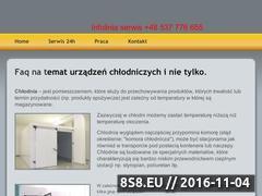 Miniaturka domeny chlodnie-naprawa.warszawa.pl