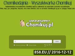 Miniaturka domeny chomikodajnia.web1337.net