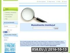 Miniaturka domeny chomikuj.webnode.com