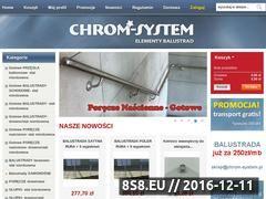 Miniaturka domeny chrom-system.pl