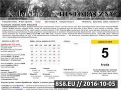 Miniaturka domeny www.chronologia.pl