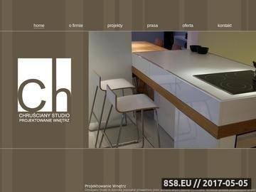 Zrzut strony Projektowanie Wnętrz, Architekt Wnętrz