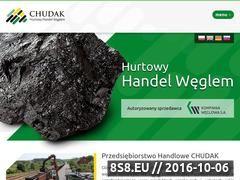 Miniaturka domeny www.chudak.com.pl