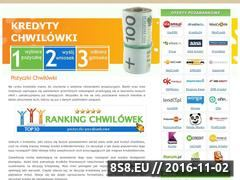 Miniaturka domeny www.chwilowki.org.pl