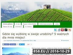 Miniaturka domeny ciekawaosta.pl