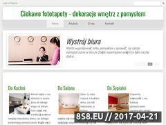 Miniaturka domeny ciekawe-fototapety.pl