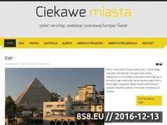Miniaturka domeny ciekawe-miasta.pl