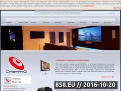 Miniaturka domeny www.cinematic.pl