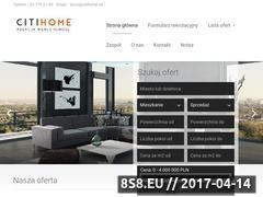 Miniaturka domeny www.citihome.pl