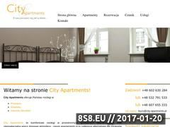Miniaturka domeny city-apartments.pl