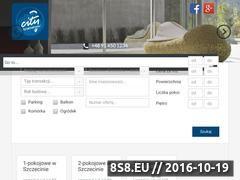 Miniaturka domeny www.city-szczecin.pl