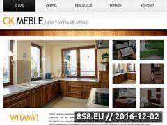 Miniaturka domeny www.ck-meble.pl