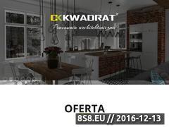 Miniaturka domeny ckkwadrat.pl